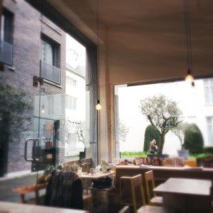 Lunchen bij Pitten & Bonen