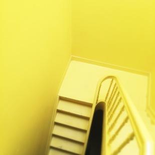 Mooi geel is niet lelijk ;)